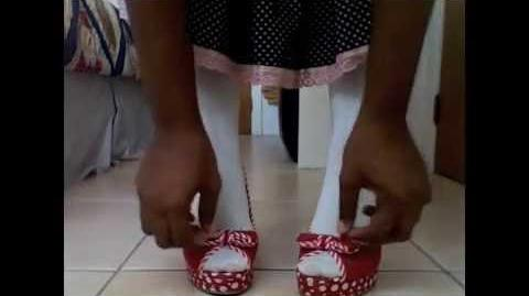 My lolita shoes