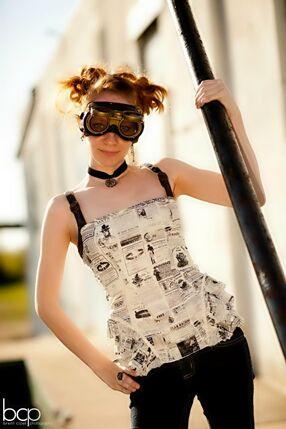 Madam Morbid Photoshoot Brent Cizek Bemidji MN Steampunk (22)