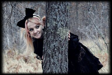 Madam Morbid Photoshoot Bemidji MN Gothic Lolita (3)