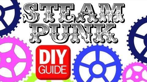 Best STEAMPUNK DIY DIY Guide - Threadbanger