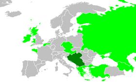 Serbia 2021