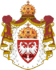 Coat of arms of Serbia large