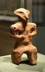Vinca clay figure 02