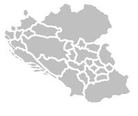Serbia Oblasts