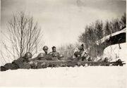 Greek Army during Primavera Offensive Klisura March 1941