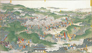 Lifting of the siege of Yuhuatai