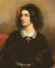Joseph Karl Stieler-Lola Montez1847