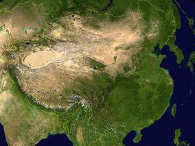 China 100.78713E 35.63718N