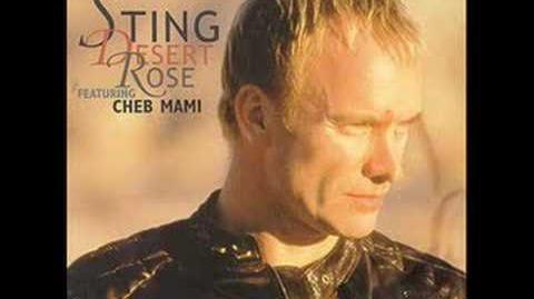 Desert rose - Sting with lyrics