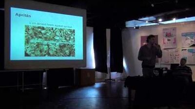 Tőgyi Balázs - Komposztkazán, avagy hogyan lehet égés nélkül fűteni