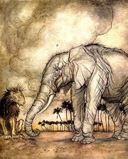 Book-illustration-elephant