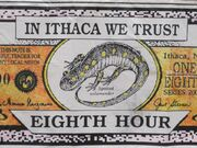 Ithaca note