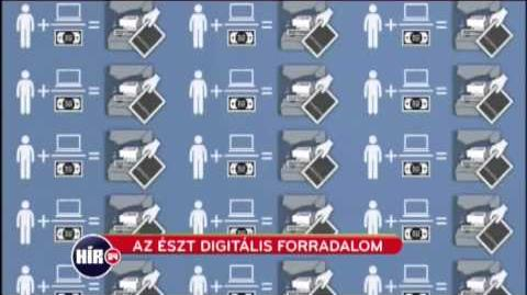 Észtország digitális kormányzata