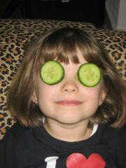 Cucumber humor
