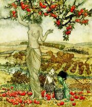 Arthur-rackham-tree