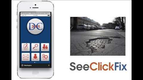 SeeClickFix Citizen Mobile App
