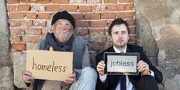 Homeless jobles