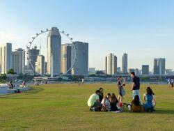 Singapore-picnic