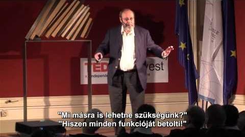 Bernard Lietaer - Rendszerszintű Megoldások az Új Földért
