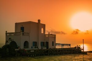 Sunset-white