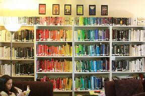 Rainbow of Books (Explore -86).