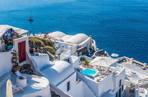 Santorini-white