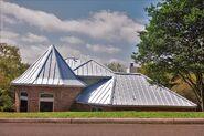 Hővisszaverő, fehér tető