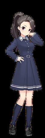 Saionji Rei Profile