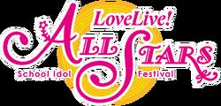 Love Live! All Stars! Logo