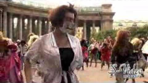 29.08.09 Thriller.Michael Jackson tribute