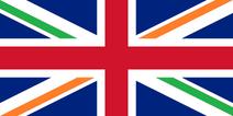 Vlag van het Verenigd Koninkrijk (Vier oorlogen)