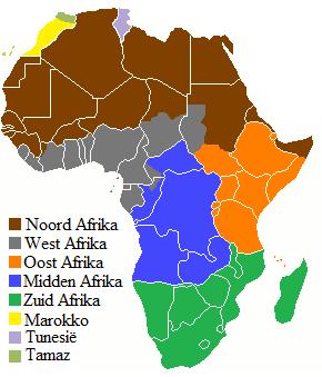 De Drie Tijden, Afrika in 2009