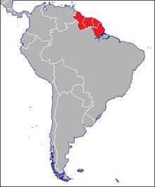 De Drie Tijden, Positionering Guyana in 2009