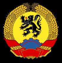 Flemish communist CoA