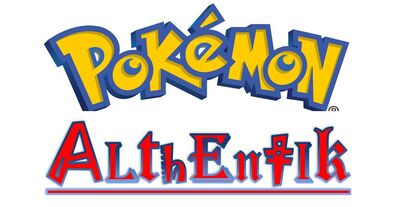 Pokémon Althentik Logo Wiki