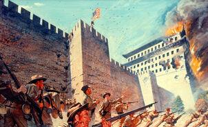 Siege of Peking, Boxer Rebellion