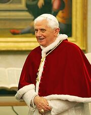 Pope, 13 march 2007