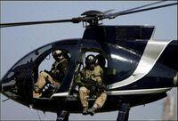 OH-6 Cayuse, LZ Washington