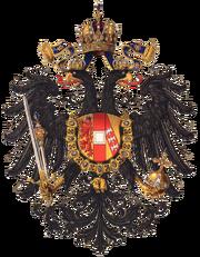 Wappen Kaisertum sterreich 1815