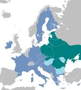 Східна Вісь Євросоюзу (УСД)