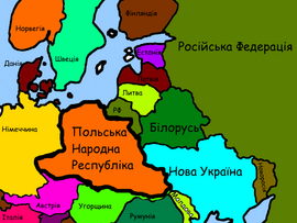 Карта ПНР