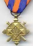 Золотий хрест Бойової Заслуги