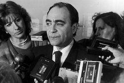 Alberto Cardemil - Subsecretario