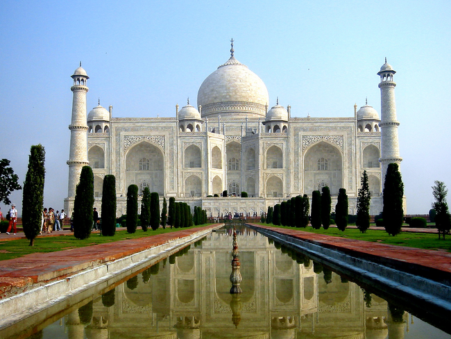 Alternate Taj Mahal (Pax Columbia)