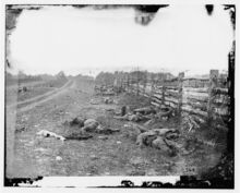 Antietam-fence