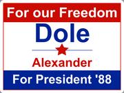 Dole-Alexander 1988