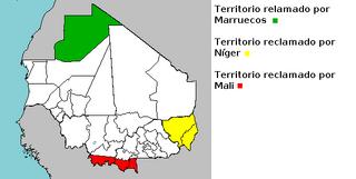 Federación Del Gran Malí admin mapa