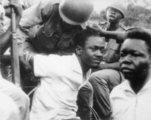 Lumumba-capurado-tropas-Mobutu-1960