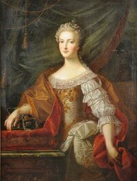 Maria Anna of Austria, governor of the Habsburg Netherlands