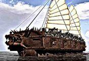 SchildkrötenschiffKorea